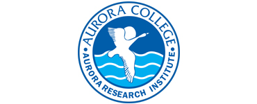 sentinel north roads on permafrost aurora college logo