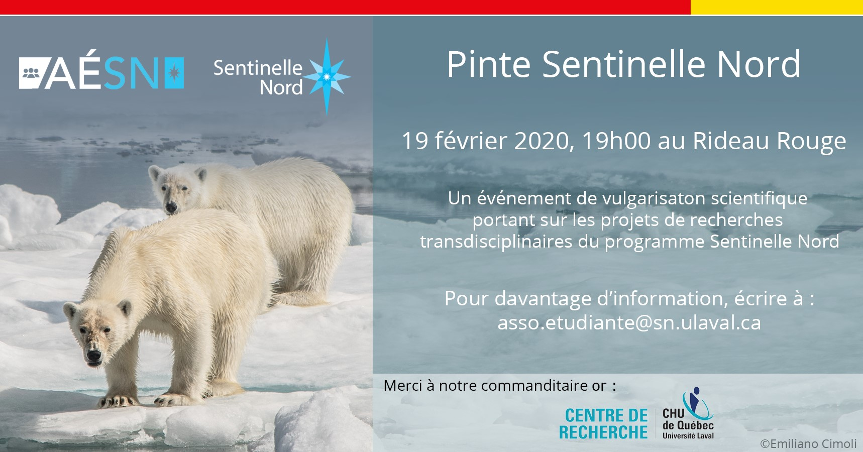 pinte sentinelle nord hiver 2020
